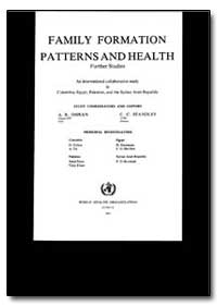 World Health Organization Publication : ... by A. R. Omran