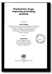 World Health Organization Publication : ... by Hamid Ghodse