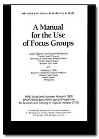 World Health Organization Publication : ... by Veronica L. Tallo