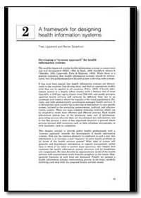 World Health Organization Publication : ... by Rainer Sauerborn