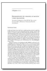 World Health Organization Publication : ... by Johannes Sommerfeld