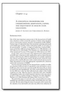 World Health Organization Publication : ... by Joshua A. Salomon
