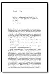World Health Organization Publication : ... by Aki Tsuchiya