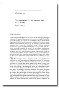 World Health Organization Publication : ... by Dan W. Brock