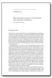 World Health Organization Publication : ... by Colin D. Mathers