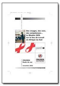 World Health Organization Publication : ... by Julia Hill