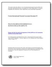 World Health Organization Publication : ... by Obaid M. Faroon