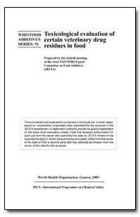 World Health Organization Publication : ... by Derek Renshaw