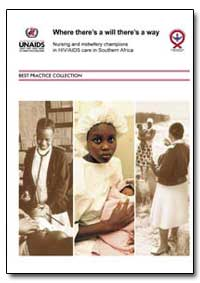 World Health Organization Publication : ... by Peter Piot, Dr.