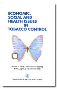 World Health Organization Publication : ... by Yuji Kawaguchi