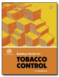World Health Organization Publication : ... by Jong-Wook Lee, Dr.
