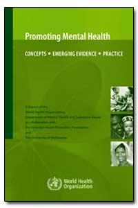World Health Organization Publication : ... by Helen Herrman