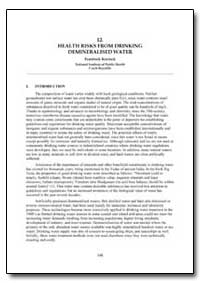 World Health Organization Publication : ... by Frantiéek Kozisek