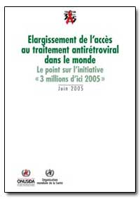World Health Organization Publication : ... by Lee Jong-Wook, Dr.
