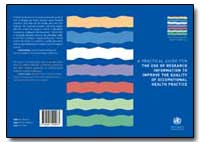 World Health Organization Publication : ... by Jos Verbeek