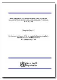 World Health Organization Publication : ... by Nick Heather, Dr.