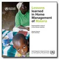 World Health Organization Publication : ... by Margaret Gyapong