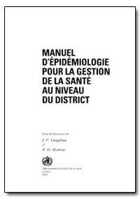 World Health Organization Publication : ... by J. P. Vaughan