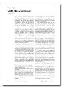 Boletn de la Organizacion Mundial de la ... by Amartya Sen