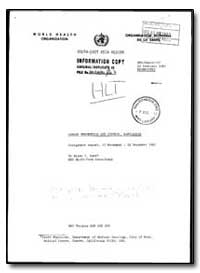 World Health Organization : Organisation... by Brian I. Carr