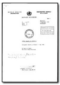World Health Organization : Organisation... by David M. Boder, Dr.