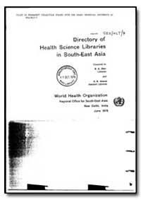 World Health Organization : Organisation... by S. C. Dhir
