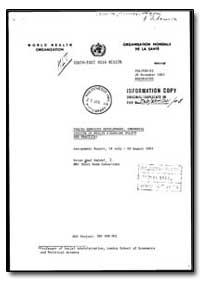 World Health Organization : Organisation... by Brian Abel-Smith