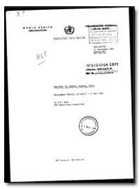 World Health Organization : Organisation... by W. F. Ross