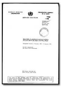 World Health Organization : Organisation... by A. R. Jayasuriya