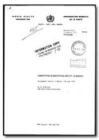 World Health Organization : Organisation... by H. Pibrovec