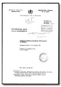 World Health Organization : Organisation... by B. P. Yadav
