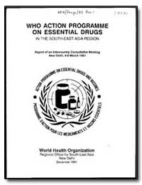 South-East Asia Series : Year 1985-93 ; ... by World Health Organization