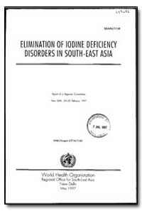 South-East Asia Series : Year 1994-99, S... by World Health Organization