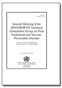 South-East Asia Series : Year 2000, Sout... by World Health Organization