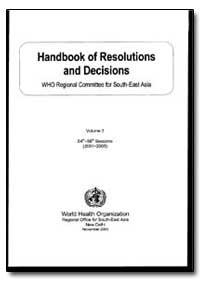 South-East Asia Series : Year 2001, A302... by World Health Organization