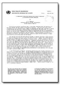 World Health Organization : Development ... by A. S. Benenson