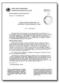 World Health Organization : Development ... by G. D. Suleimanov, Dr.