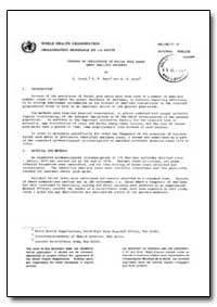 World Health Organization : Development ... by Z. Jezek, Dr.