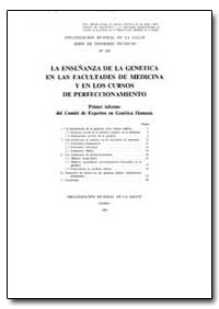 World Health Organization : Technical Re... by R. Ceppellini