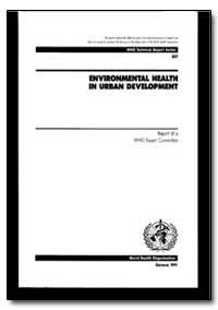 World Health Organization : Technical Re... by S. Arceivala