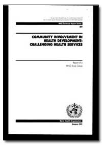 World Health Organization : Technical Re... by A. A. Abdullatif