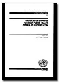 World Health Organization : Technical Re... by World Health Organization