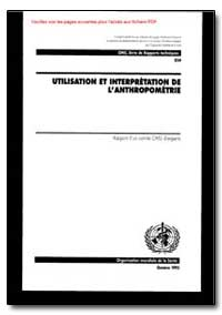 World Health Organization : Technical Re... by A. Ferro-Luzzi