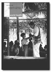 World Health Organization : World Health... by M. G. Candau