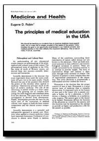 World Health Organization : World Health... by Eugene D. Robin