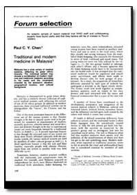 World Health Organization : World Health... by Paul C. Y. Chenl