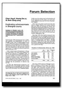 World Health Organization : World Health... by Jing-Li Chen