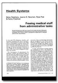 World Health Organization : World Health... by Jeanne S. Newman