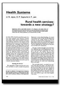 World Health Organization : World Health... by T. N. Jajoo