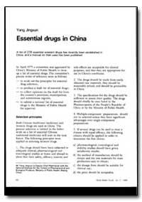 World Health Organization : World Health... by Jingxun Yang